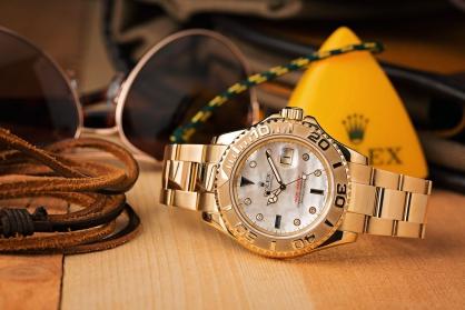 Gọi ý chọn mua đồng hồ Rolex Yacht-Master cho các quý ông