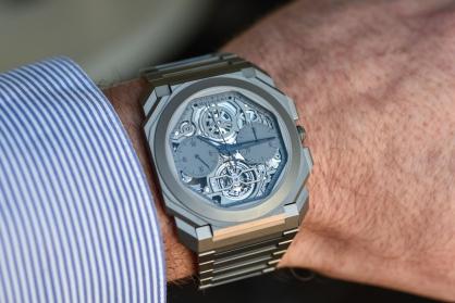 Những mẫu đồng hồ nổi bật tại sự kiện Geneva Watch Days 2020