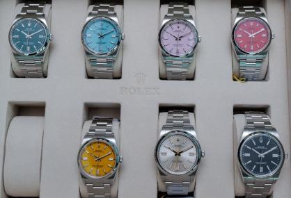 Bộ sưu tập Rolex Oyster Perpetual 2020 - Thời thượng và táo bạo hơn