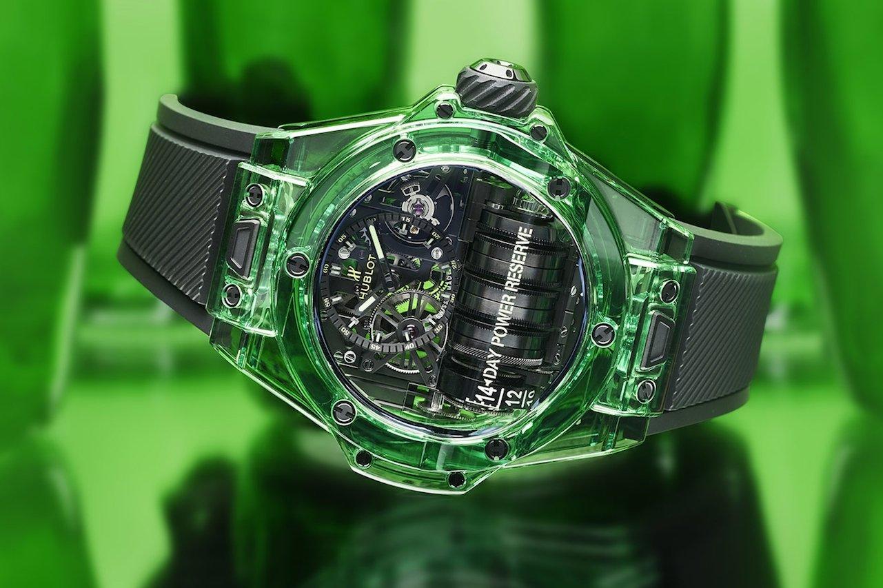 Năm mới, thập kỷ mới, những mẫu đồng hồ mới