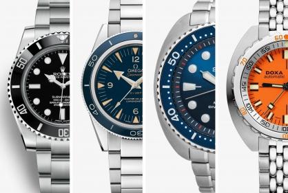 5 câu hỏi bạn nên tự hỏi trước khi mua đồng hồ lặn