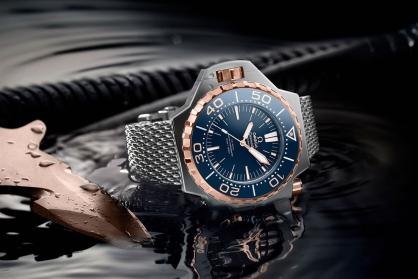 3 Mẫu đồng hồ ấn tượng chinh phục mọi đại dương xanh