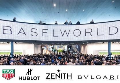 Các thương hiệu của LVMH - Hublot, TAG Heuer, Zenith và Bulgarithông báo rút khỏi Baselworld