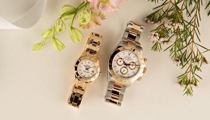 Gợi ý những mẫu đồng hồ Rolex nữ đẳng cấp làm quà dành cho Mẹ