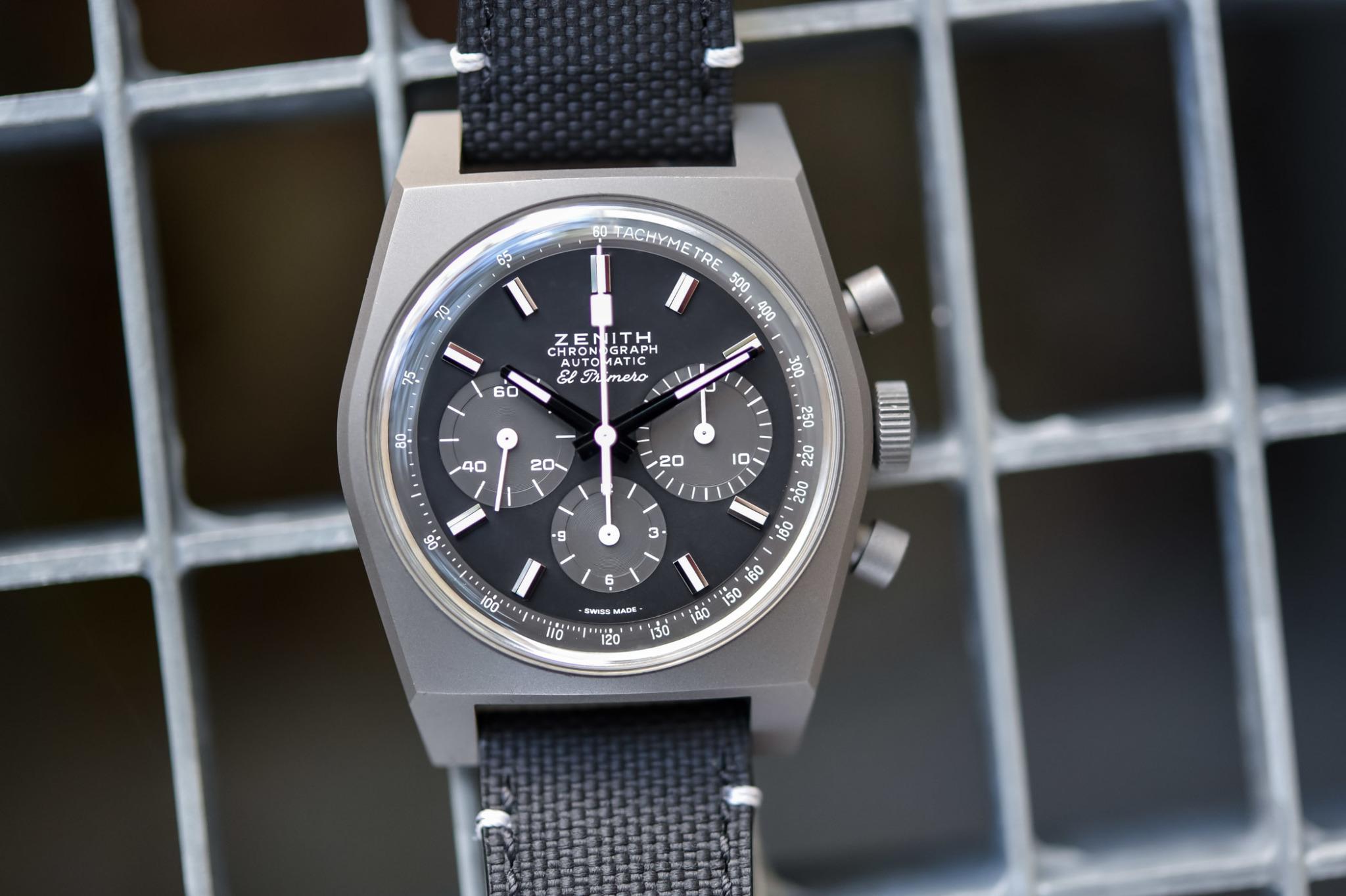 Điểm qua 10 mẫu đồng hồ Chronograph xuất sắc nhất ra mắt năm 2020
