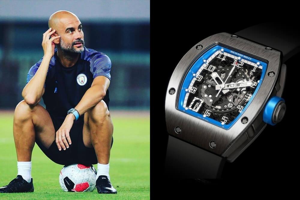 Khám phá đồng hồ của các HLV tại Premier League