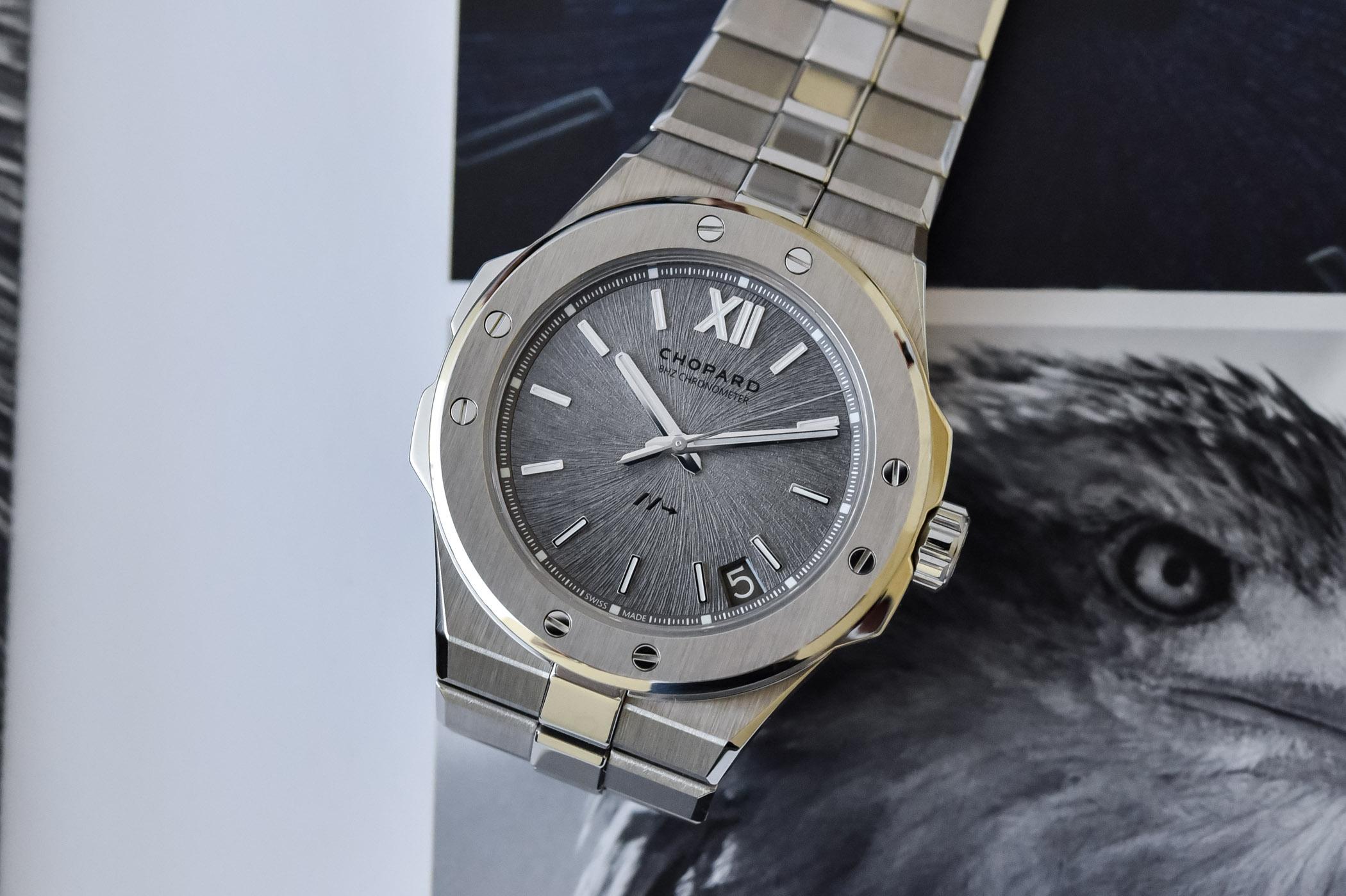 5 chiếc đồng hồ tuyệt vời có mặt số lấy cảm hứng từ thiên nhiên hùng vĩ