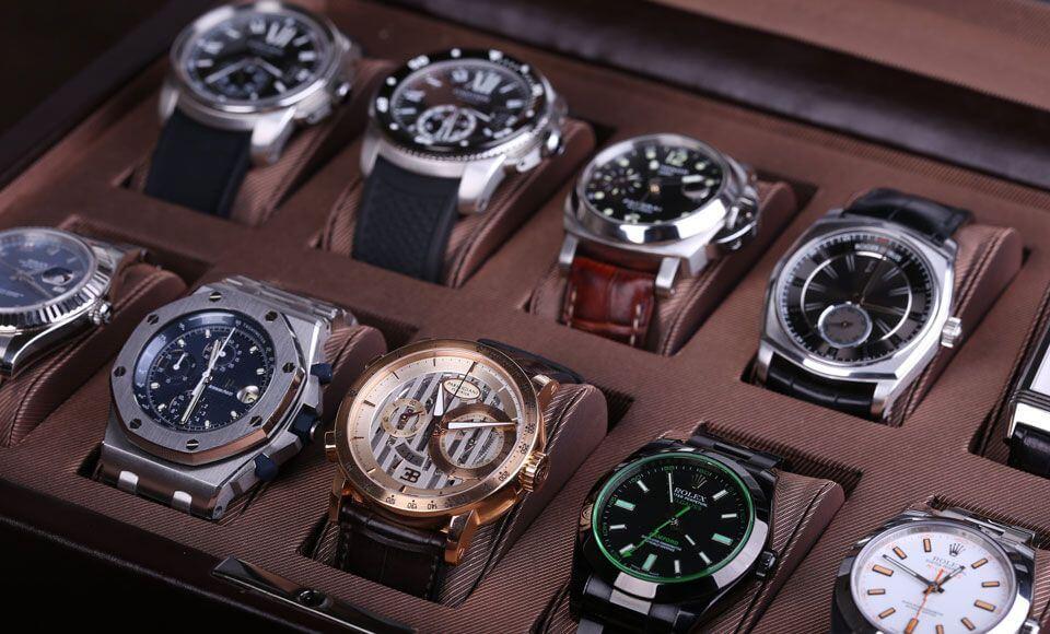 Top 7 thương hiệu đồng hồ sang trọng đẳng cấp đáng mua nhất năm 2021