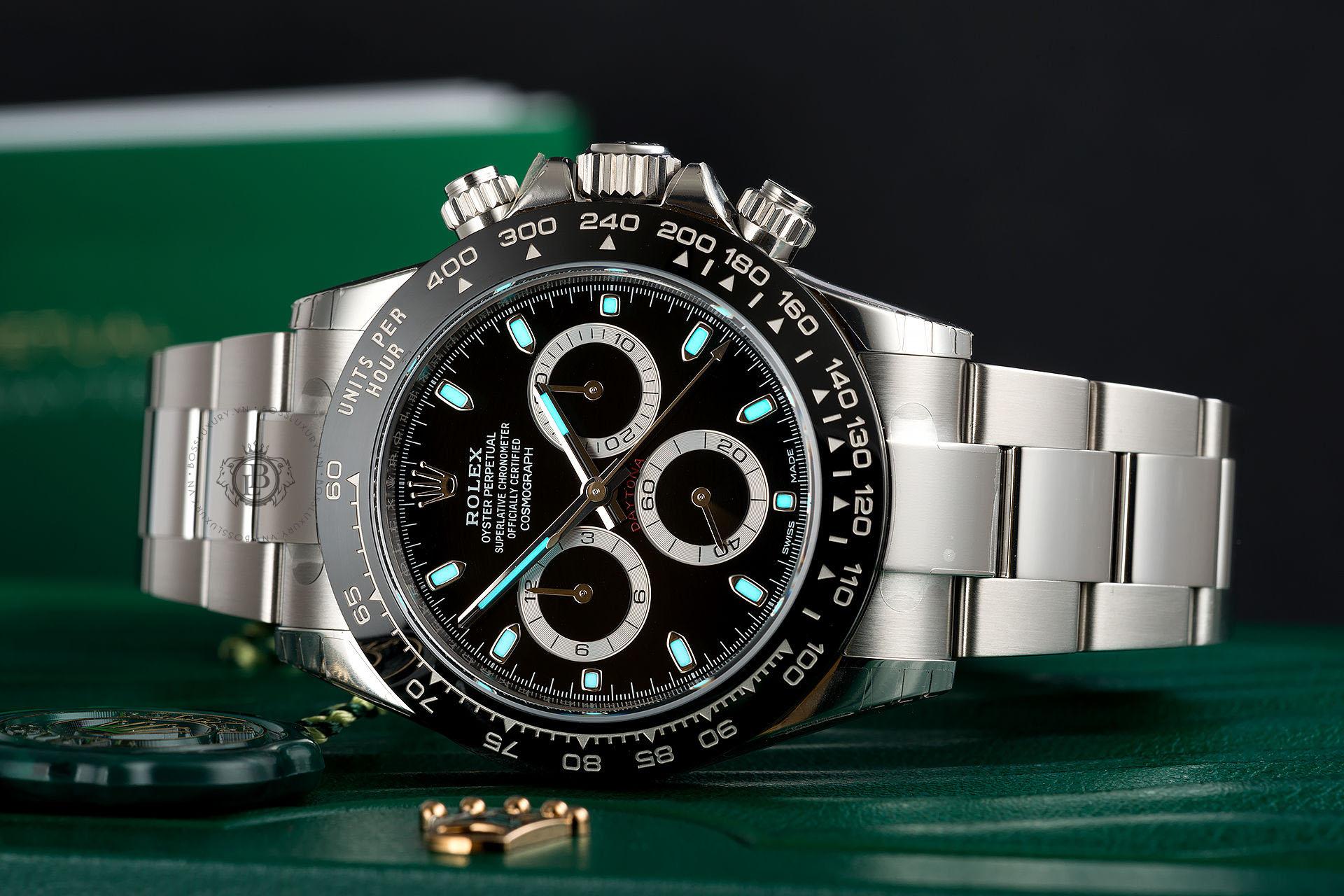 5 Mẫu đồng hồ thể thao Rolex tốt nhất để sử dụng hàng ngày