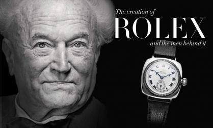 Tìm hiểu lịch sử thương hiệu đồng hồ Rolex những năm 1950 (từ 1905-1945)