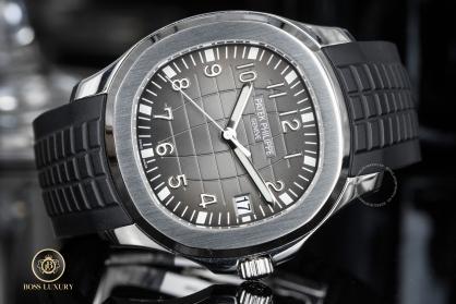 5 Mẫu đồng hồ Patek Philippe Aquanaut được yêu thích hiện nay