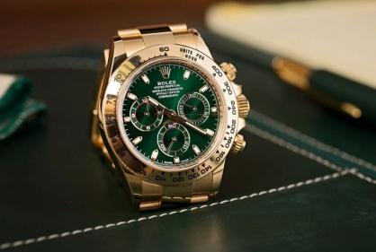 Top 6 đồng hồ Rolex màu xanh lá đẹp và đang được yêu thích nhất hiện nay