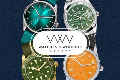 4 xu hướng đồng hồ nổi bật nhất nhìn từ sự kiện Watches and Wonders Geneva