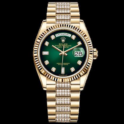 TOP 3 mẫu đồng hồ Rolex mặt xanh ấn tượng nhất năm 2021