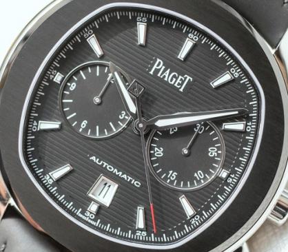 Piaget Polo S Chronograph – Đậm chất thể thao, sáng tạo