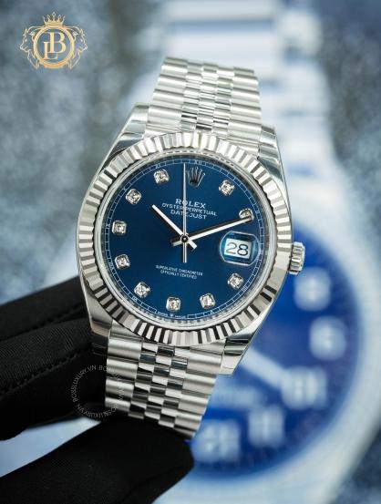Top 2 đồng hồ ấn tượng nhất trong bộ sưu tập Datejust của nhà Rolex