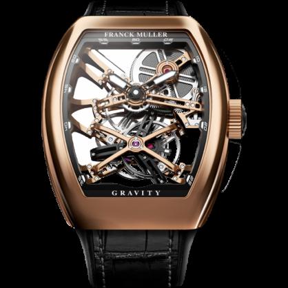 Franck Muller Gravity Tourbillon Skeleton: Chiếc đồng hồ thanh lịch, hiện đại bậc nhất