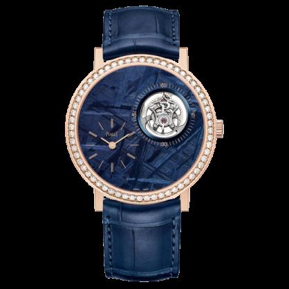 Chiêm ngưỡng 3 mẫu đồng hồ Piaget mặt xanh ấn tượng nhất 2020