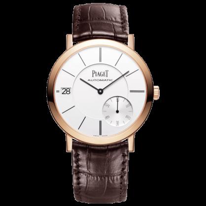 2 mẫu đồng hồ Piaget mặt trắng được yêu thích nhất trong bộ sưu tập Altiplano