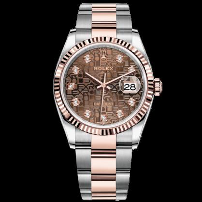 Rolex Datejust 36 126231-0026: Hấp dẫn, thanh lịch mà vẫn hiện đại