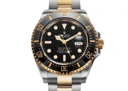 Review: Đồng hồ Rolex Sea-Dweller 126603