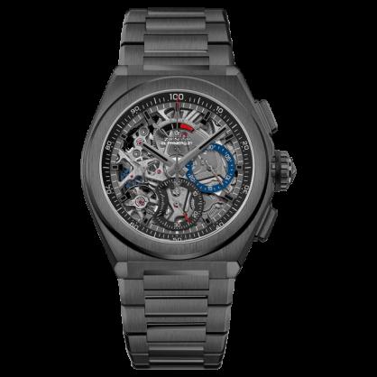 Điểm danh 3 mẫu đồng hồ Zenith mặt đen đẹp nhất