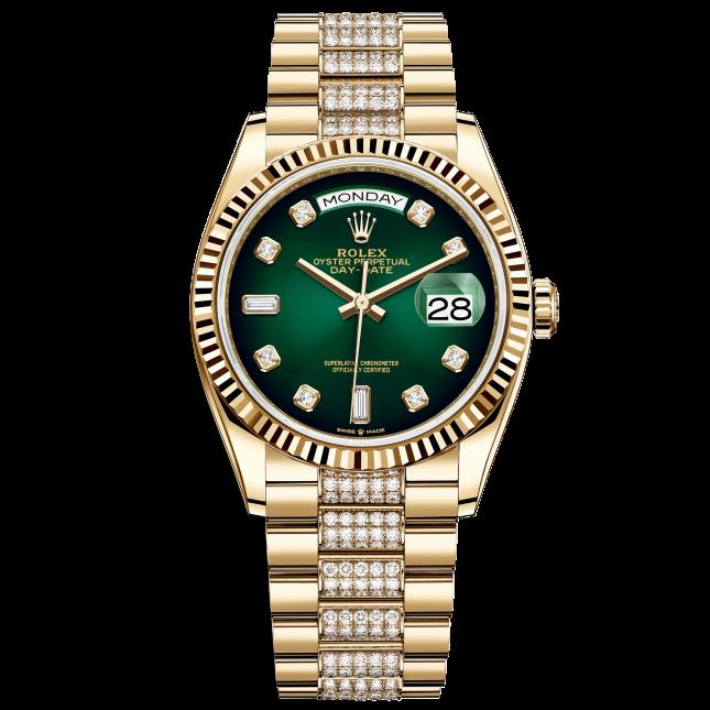 TOP 3 mẫu đồng hồ Rolex mặt xanh ấn tượng nhất năm 2020