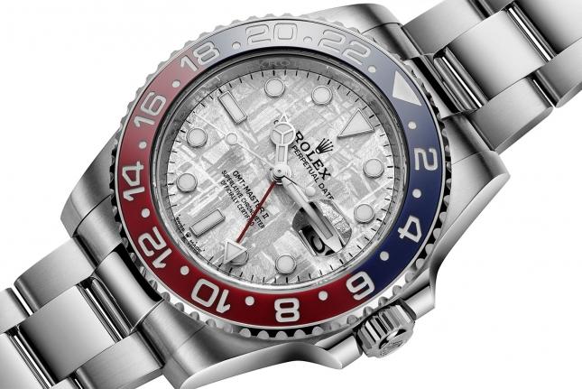 Rolex GMT – Master Ref II liên tục cho ra đời các phiên bản mới