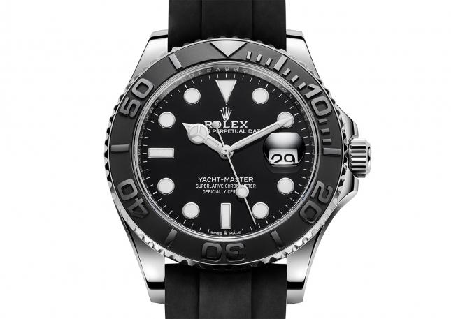 Review đồng hồ Rolex Yacht-Master: Vua đồng hồ thể thao sang trọng
