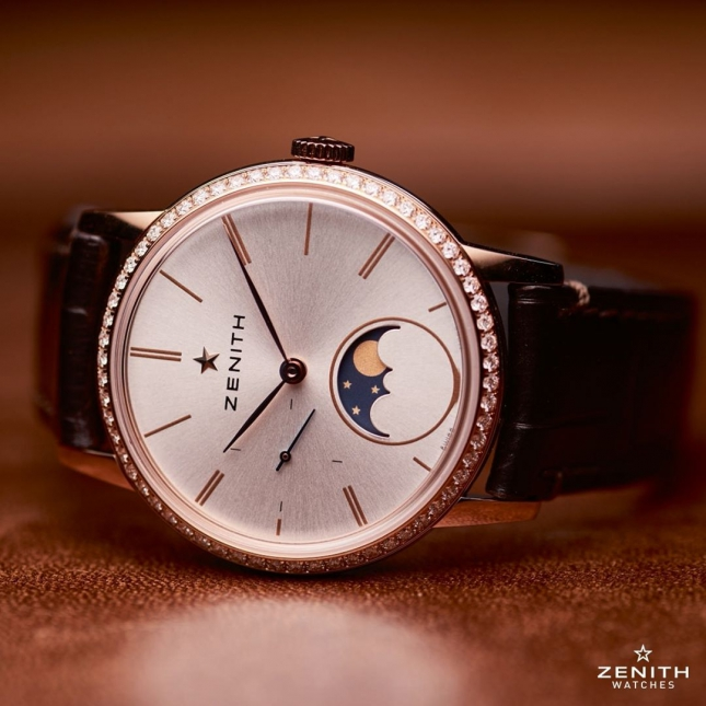 Chiêm ngưỡng 5 mẫu đồng hồ Zenith hot nhất dành cho phái mạnh