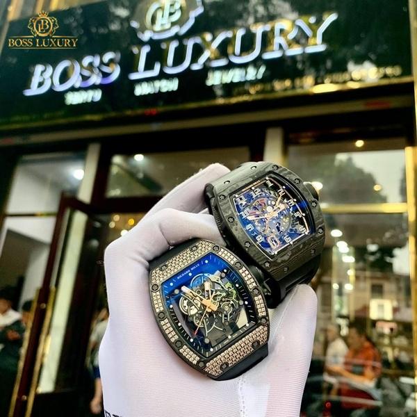 Đồng hồ Richard Mille - những cỗ máy thời gian chỉ dành cho giới siêu giàu