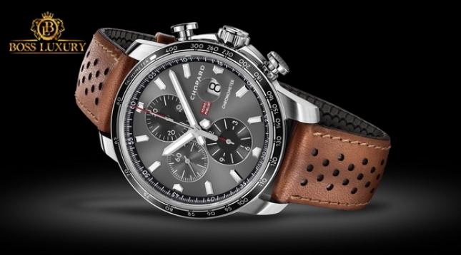 10 mẫu đồng hồ Chopard dây da đẹp mê mẩn