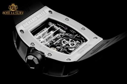 Đồng hồ Richard Mille - chiếc đồng hồ luôn có mặt trong những bộ sưu tập danh giá nhất?