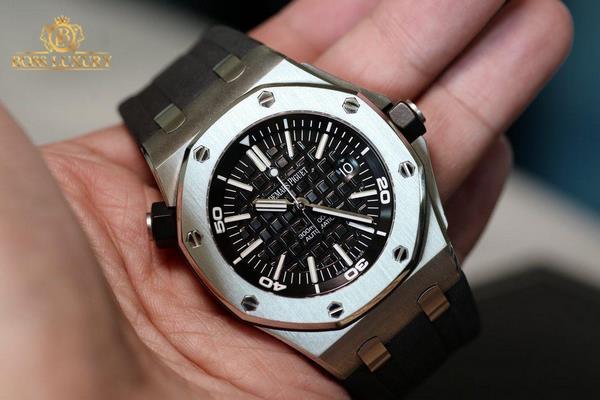 Phụ kiện, dây đồng hồ Audemars Piguet chính hãng - Boss Luxury