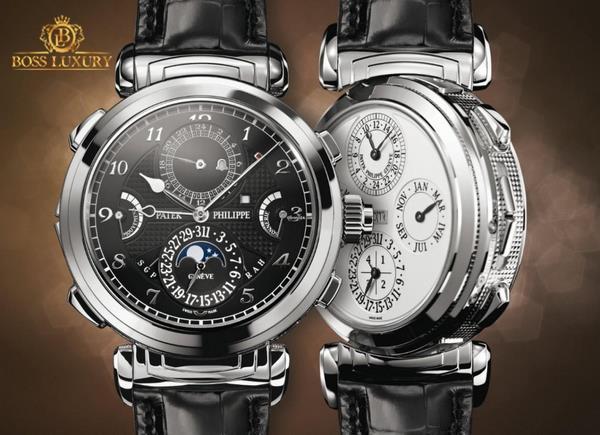 Đồng hồ Patek Philippe giá bao nhiêu?