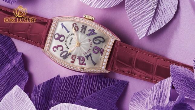 Đồng hồ Franck Muller V35 Vanguard dành riêng cho nữ giới