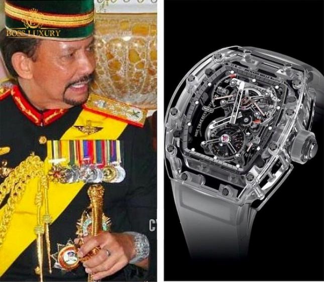 Tổng hợp 5 mẫu đồng hồ Richard Mille đắt nhất 2019