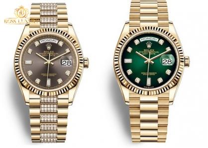 Gợi ý 3 mẫu đồng hồ Rolex cặp sành điệu