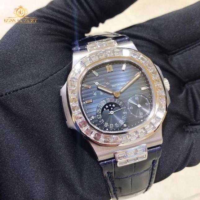 Đồng hồ Patek Philippe 5724G - điểm nhấn đặc biệt trên cổ tay quý ông thành đạt