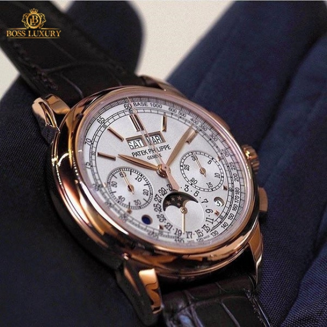 Khám phá mẫu đồng hồ Patek Philippe Geneve P83000