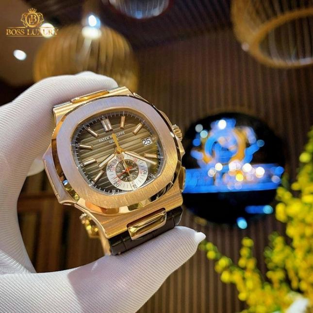 Cận cảnh mẫu đồng hồ Patek Philippe 5961R hơn 3 tỷ đồng