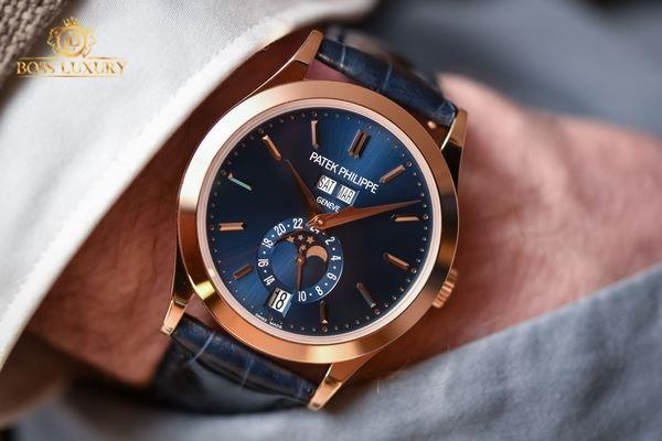 Đồng hồ Patek Philippe 750 - những thông tin thú vị