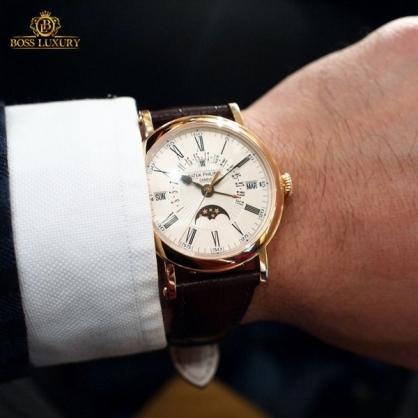 Top 5 mẫu đồng hồ Patek Philippe automatic đáng chú ý năm 2019