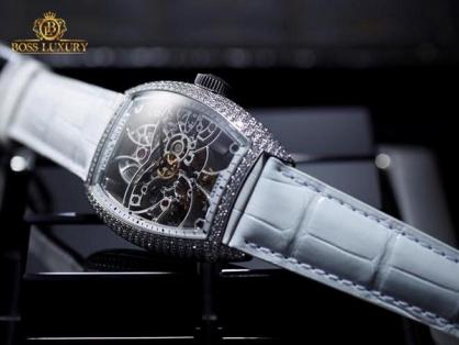 Đồng hồ Franck Muller & Ronaldo - sự kết hợp của danh tiếng đỉnh cao