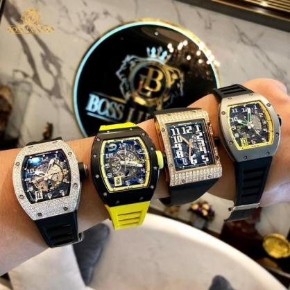 Mua Richard Mille ở đâu - Boss Luxury địa chỉ bán đồng hồ Richard Mille uy tín số 1
