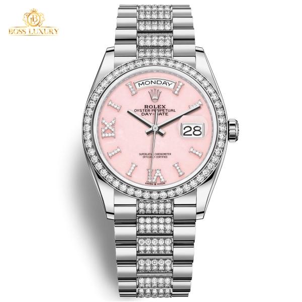 Gợi ý 10 món quà tặng đồng hồ Rolex Geneve nữ