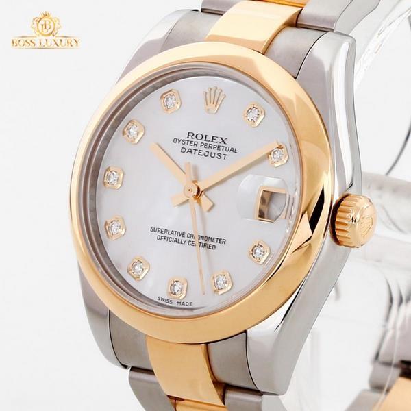 Khám phá bộ sưu tập đồng hồ Rolex Oyster Perpetual Datejust danh tiếng