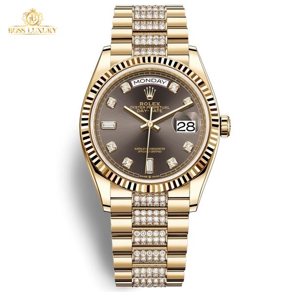 Lịch sử những chiếc đồng hồ Rolex Oyster Perpetual Day-date phong cách, đậm dấu ấn