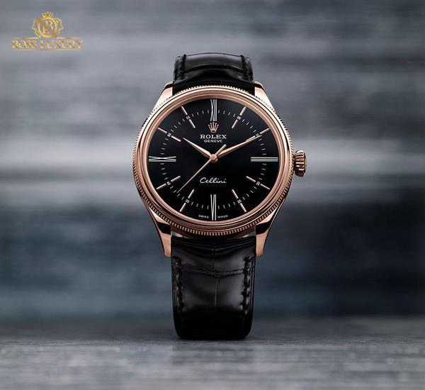 Đồng hồ Rolex Quartz là hàng thật hay giả?