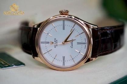 Bộ sưu tập đồng hồ Rolex Geneve Cellini mê hoặc